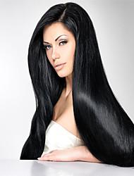 3pcs / lot nouvelle arrivée 100% vierges Vente en gros faisceaux de cheveux brésiliens, 100% tout droit brésilien tissages de trame de