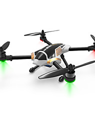 WLTOYS XK X251-A Brushless Motor 2.4G 4CH 6 Axis 3D Flips RC Quadcopter Up / Down / Forward / Backward / Side Flying RTF