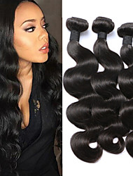 3Pcs/Lot Peruvian Virgin Hair Body Wave 100% Human Hair Bundles Rosa Hair Products Peruvian Body Wave Shipping Free