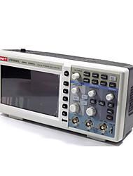 uni-t utd2052cl rouge pour oscilloscopes de paillasse
