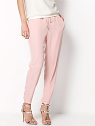 Women's Chiffon Solid Color Legging This Style is TRUE to SIZE.