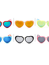 20 Pairs Kid's 100% 400UV Creative Sunglass for Casual(Mix Color)