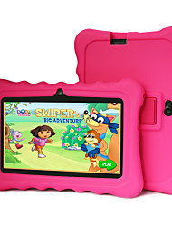 Ioision M701 7 Inch 1.3GHz Android 4.4 Kids Tablet with Wifi and Dual Cameras(Quad Core 1024*600 512MB + 16GB N/A)