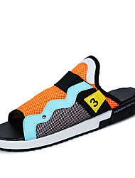 Men's Shoes Outdoor / Casual Fabric Sandals / Slip-on Slipper Superstar Brand Beach Shoe