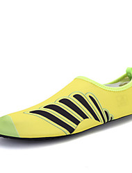Women's Upstream shoes/Bathing Shoes/Fitness Shoes Shoes Satin Black / Yellow
