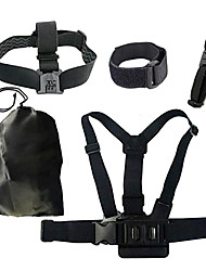Chest Harness Front Mounting Case/Bags Wrist Strap Straps Mount / Holder ForAll Gopro Xiaomi Camera Gopro 5 Rollei Action cam 420 SJ4000