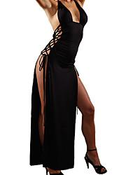 Women Chemises & Gowns Nightwear,Polyester / Spandex
