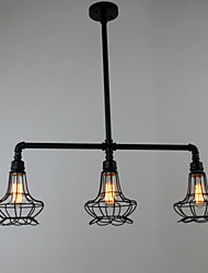 Pendant Lights Mini Style Traditional Classic  Rustic  Retro
