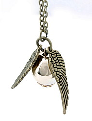 Bronze / Silver Pendant Necklaces Daily / Casual / Sports 1pc Jewelry