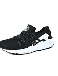 Scarpe da uomo-Sneakers alla moda-Sportivo-Tulle-Rosa / Grigio / Nero e oro / Nero e bianco
