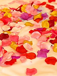 Simulation Of Rose Petals Wedding Decoration(Set Of 50)