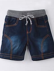 Jungen Jeans - Baumwolle einfarbig Sommer