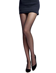 Women's Satin touch wire pressure pantyhose