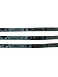 STANLEY® 15-988-23 HSS Strip 12 Inch X18T / Single Price Of Crude Tooth Hacksaw Blade Hand