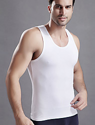 New Arrival Men's Tank Tops Fashion 100% Cotton Gym Sport Undershirts For Male Bodybuilding Tank Tops Casual Summer Vest