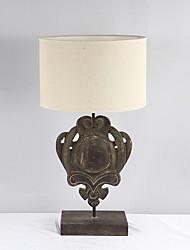 Lampes de bureau-Moderne/Contemporain-Bois/bambou-Arc