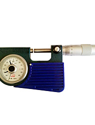 exatidão 0-25mm 0,001 ferramenta de medição do nível de instrumento eletrônico digital fora micrômetro caliper
