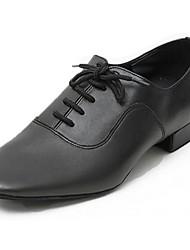 Sapatos de Dança(Preto) -Masculino-Não Personalizável-Moderna