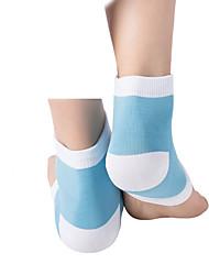 gel de silicone sapato do pé guarda conjunto de almofadas de palmilhas&acessórios para calçados um par