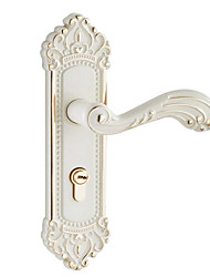 Zinc Alloy Retro Wooden doors Handle lock(CX4523-2)