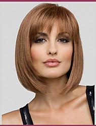 venta caliente pelucas de pelo corto sintéticos para pelucas de cabello para mujer cosplay