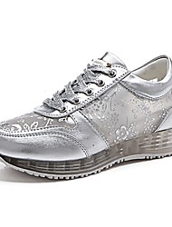 Women's Running Shoes Tulle Silver