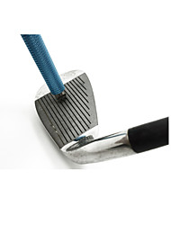 New Excellent Quality 3 Blade Golf Iron Wedge Club Face Groove Tool Sharpener Cleaner For V U Square