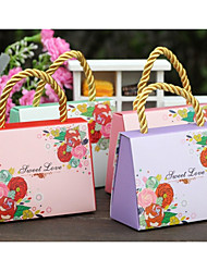 12 Piece/Set Favor Holder - Creative Card Paper Gift Boxes Non-personalised4*8*7cm
