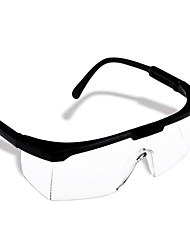 Transparent Lens Anti-Scratch Anti-Impact Glasses Goggles