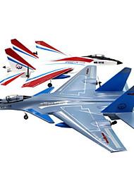 WS J15 Quadcóptero RC 4ch 2.4G Espuma blue white