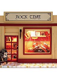 diy maison hutte chi fun boutique europe d'idées cadeaux faits à la main éclairée rocher des siècles