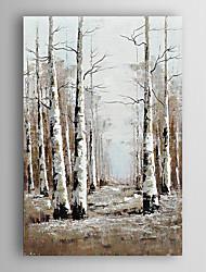 ручная роспись маслом пейзаж абстрактный лес с растянутыми кадр 7 стены arts®