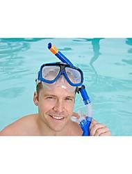 INTEX Unisex Swimming Goggles Transparent Waterproof Plastic Silica Gel