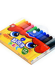 Oil Pastels Water Colored Pens for Painting 24 Color