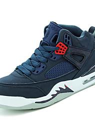 Men's Basketball Shoes Black / Blue