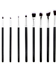 Pro 8 Pcs Makeup Brushes Set Eyeliner Eyeshadow Eyebrow Lip Brush Cosmetic Tools