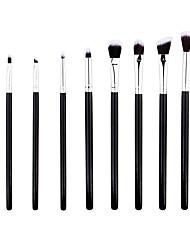 Pro 8 Stück Make-up Pinsel Set eyeshadow Augenbraue Lippenpinsel kosmetische Werkzeuge