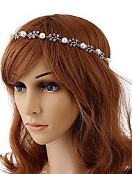 Fashion Pearl Branches Hair Band  Decoration
