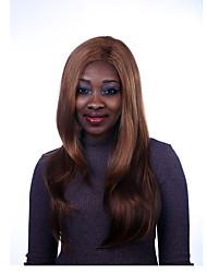 neue lang 33 # Farbe glattes Haar synthetische Perücke