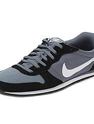 Nike Internationalist Men's Shoe Runnning Athletic Sneakers Shoes Black-Grey