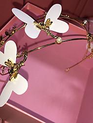 Women's / Flower Girl's Alloy / Plastic Headpiece-Wedding / Special Occasion / Casual / Outdoor Headbands 1 Piece
