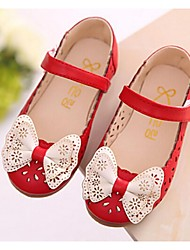 Girls' Shoes Dress Mary Jane Flats Pink / Red / White