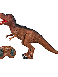 Dinosaur Island Electric Remote ControlTyrannosaurus Rex Dinosaur Raptor Folds Long Giganotosaurus Animal Model