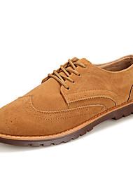 Черный Синий Коричневый-Мужской-Для занятий спортом-Флис-На плоской подошве-Удобная обувь Баллок обувь
