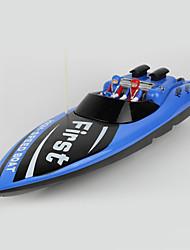 LY HQ2011-10 1:10 RC лодка Бесколлекторный электромотор 2ch