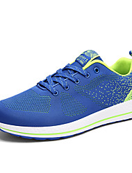 Plus Size Young Men Fashion Trend Flywire Breathable Running Shoes for Hard Court/Gym with Casual Style Man's Sneakers