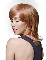 onda elegante nuovo stile di capelli umani remy mano legata ripetizione machine emmor parrucche della donna