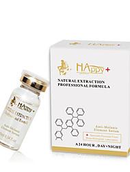 heureux + sérum élément anti-mélanine réduire les taches de rousseur âge chloasma pigment 0,35 oz