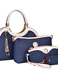 Women PU Formal / Casual / Office & Career / Shopping Bag Sets
