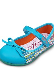 UOVO Baby Shoes Dress / Casual PU Flats Blue